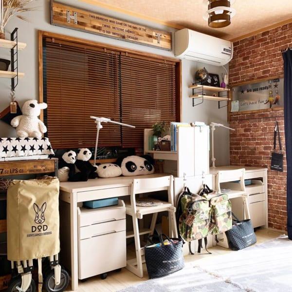 子ども部屋のおしゃれな整理収納アイディア