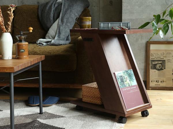ヴィンテージデザインのサイドテーブル5