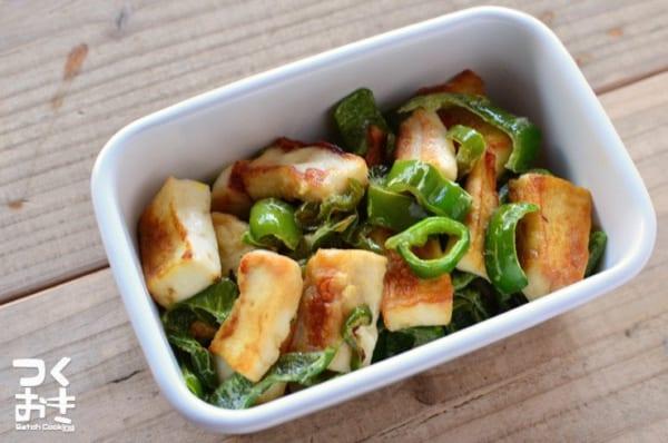 お弁当にはんぺん料理でふわふわレシピ《副菜》4