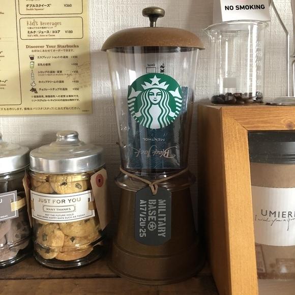 カフェのカップは再利用する