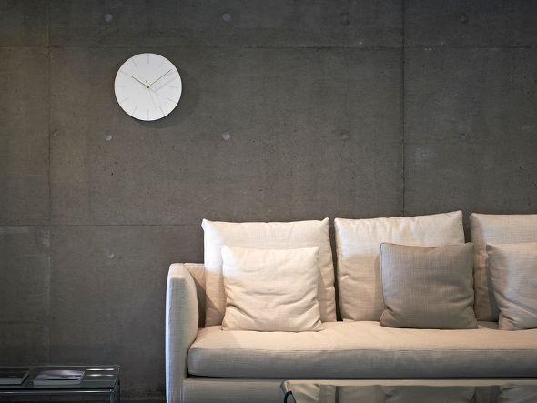 モダンインテリアにおすすめの掛け時計