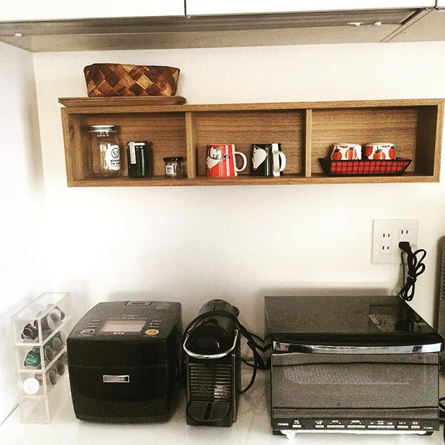 一人暮らしのおしゃれなキッチン《食器》5