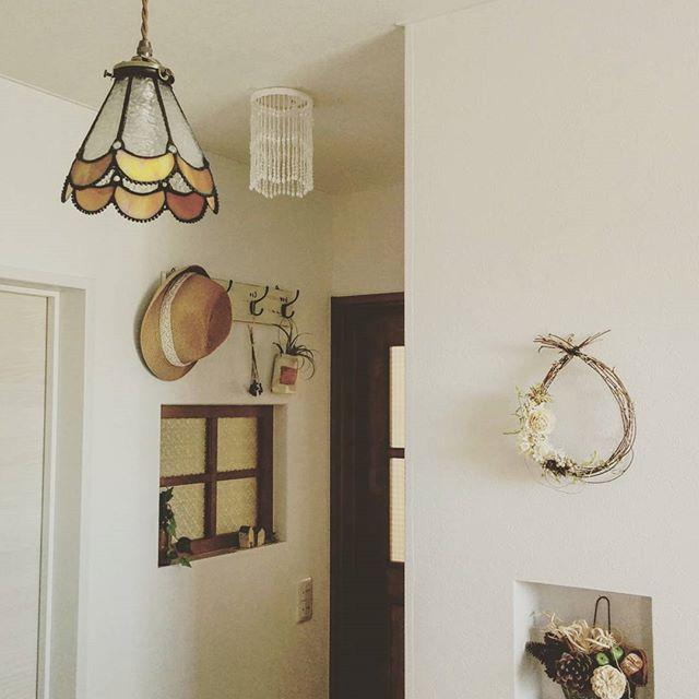 家の上品な飾りになるレトロなランプ