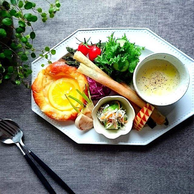 人気のアスパラを使った簡単おかず《揚げ・炒め・サラダ》21