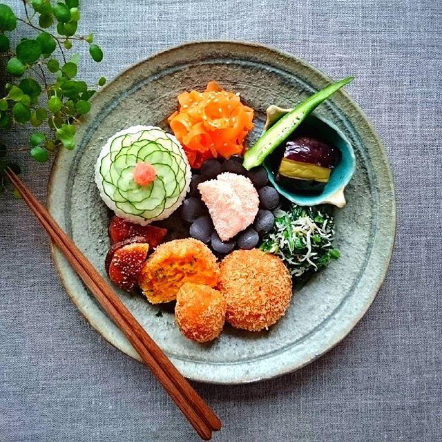 人気の食べ方に!長芋の簡単明太子焼き