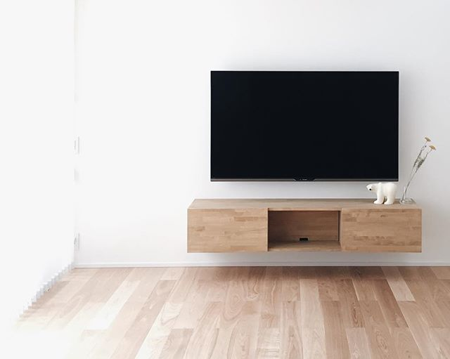 壁掛け テレビ インテリア12