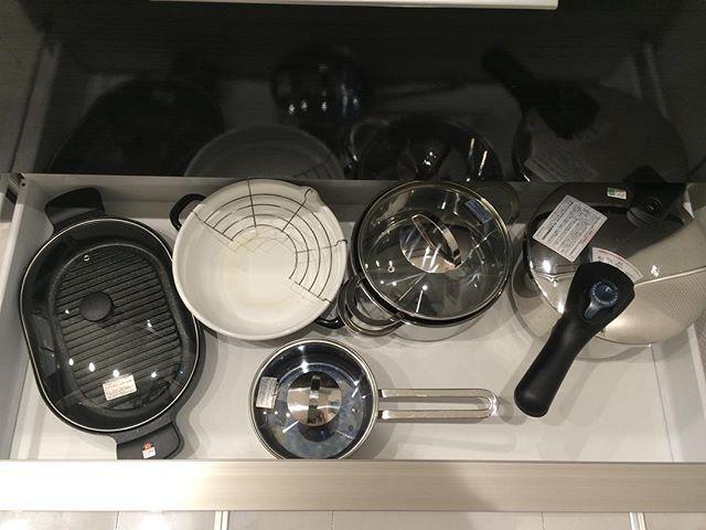 一人暮らしのおしゃれなキッチン《調理器具》5
