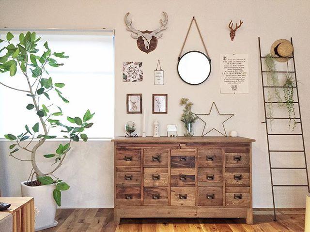 部屋を広く見せる家具6