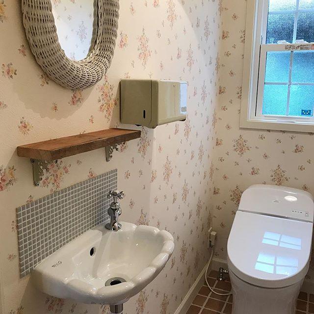 トイレの収納棚DIY8