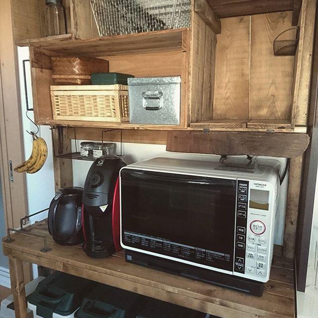 狭いキッチンのゴミ箱の置き場所14