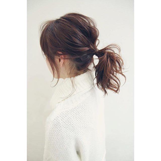 40代におすすめの結婚式の髪型14