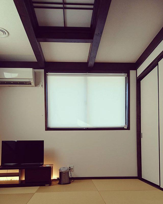 一人暮らしの和モダンインテリア《家具の選び方》3