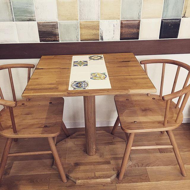 カフェ風一人暮らしインテリア《家具の選び方》3