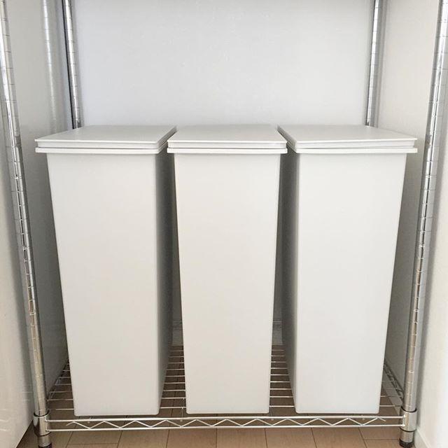 狭いキッチンのゴミ箱の置き場所5