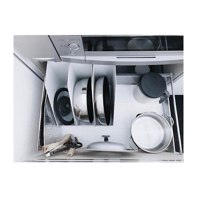 人気商品を使う台所道具のおすすめ整理術