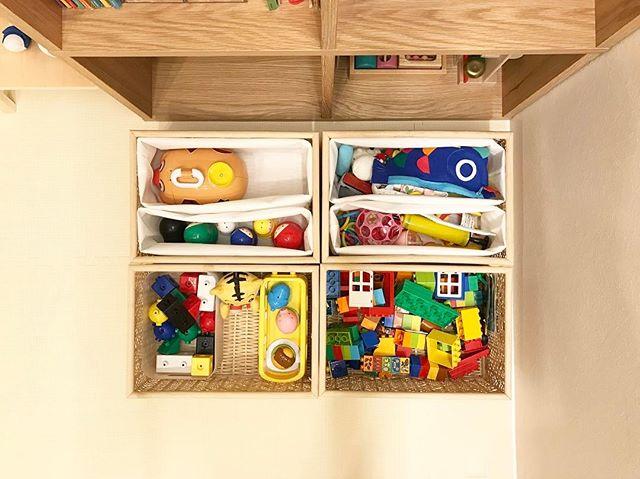 赤ちゃんのおもちゃ収納《その他の便利グッズ》2