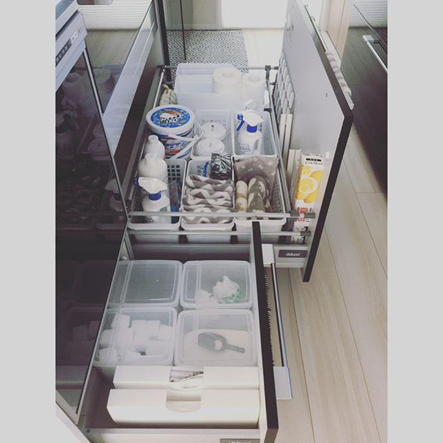 洗剤 ストック 収納12