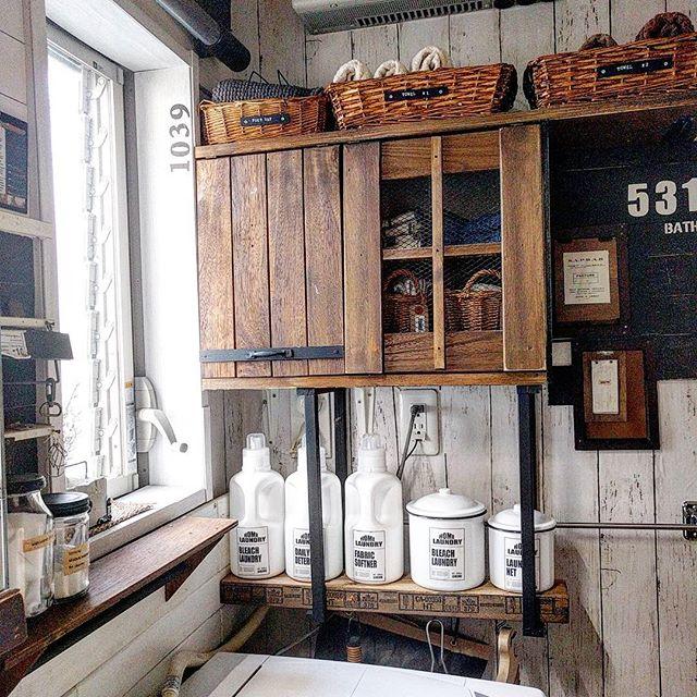 洗剤 ストック 収納3