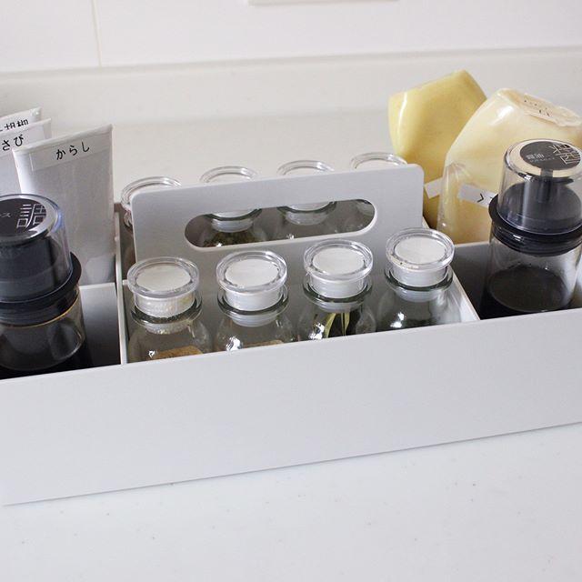 イワキ 冷蔵庫 調味料収納3