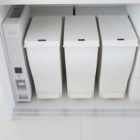 狭いキッチンのゴミ箱置き場♡デッドスペースを作らない賢いアイデア実例大公開!