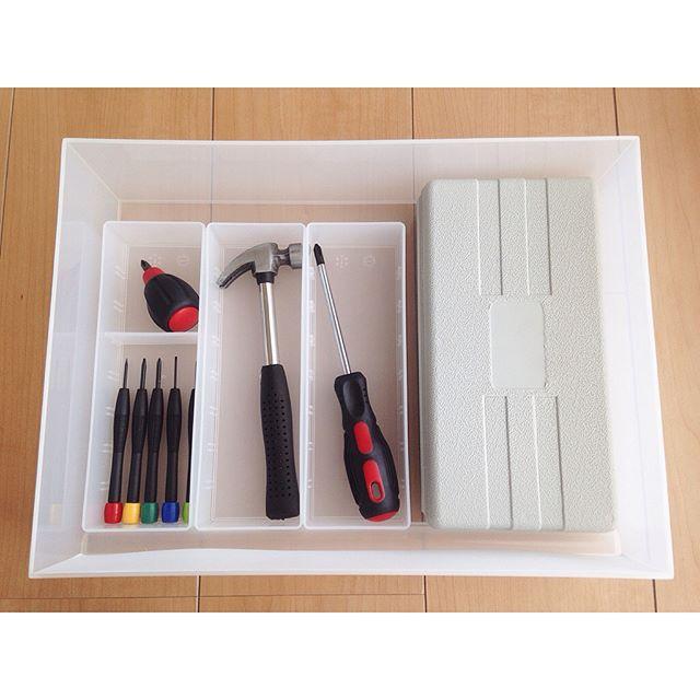 工具をすっきり保管するおすすめ整理術