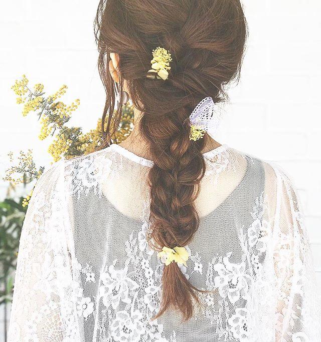 40代におすすめの結婚式の髪型19