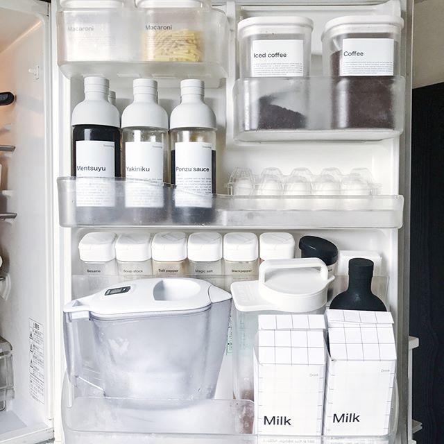 ハリオ 冷蔵庫 調味料収納4