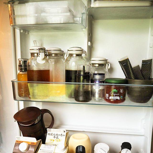 セラーメイト 冷蔵庫 調味料収納4