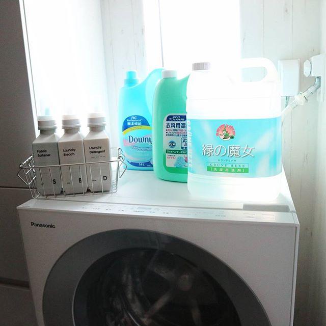 洗剤 収納5
