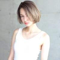 外国人風の髪型で周りと差をつけて♪トレンド感のあるヘアスタイルを長さ別にご紹介