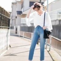 【2020最新】春の褒められコーデ♡デニムで叶える可愛い大人女子の着こなし術
