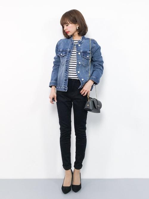 【台湾】4月に最適な服装:パンツコーデ4