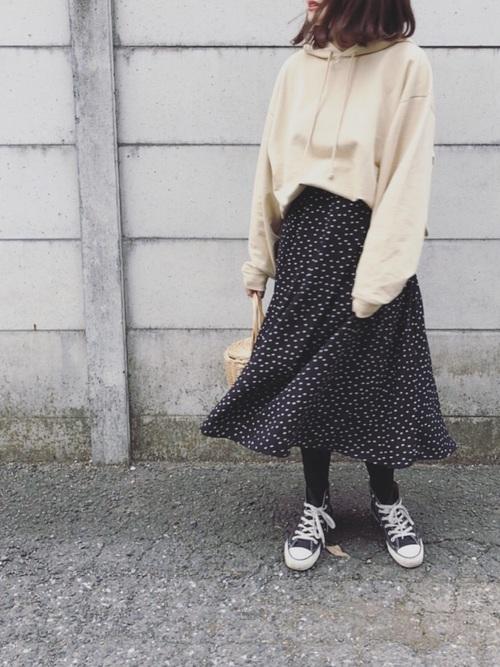 【2020春】妊婦さんにおすすめのスカートコーデ6