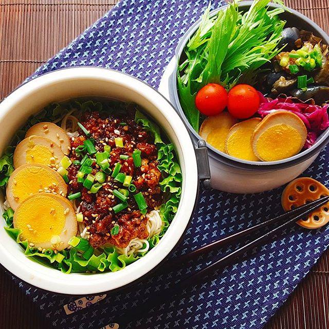 そうめんを使った人気のお弁当レシピ《洋風・中華》3