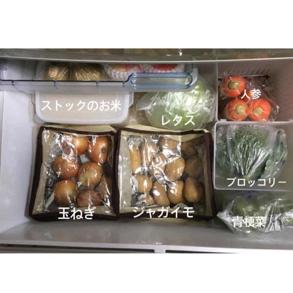 100均 冷蔵庫収納