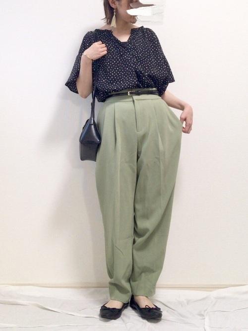 香港 4月 服装4