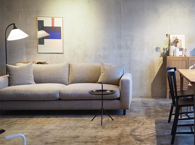 狭いリビングのソファの選び方4