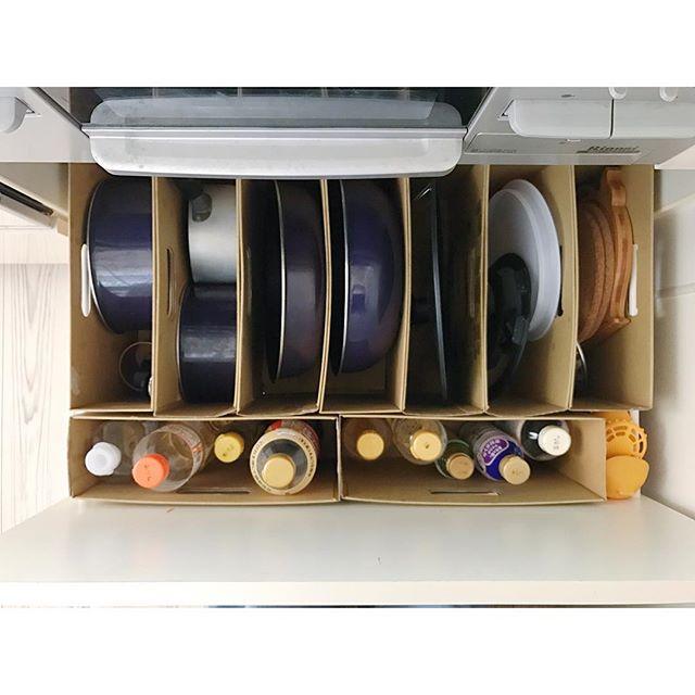 一人暮らしのおしゃれなキッチン《調理器具》6