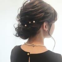 結婚式で差がつく髪型はこれ♪40代におすすめの上品なヘアアレンジ特集