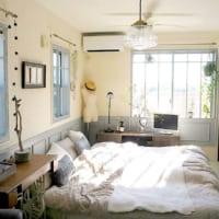 寝室は至福のプライベート空間♡居心地のいい寝室をつくるためのアイディア