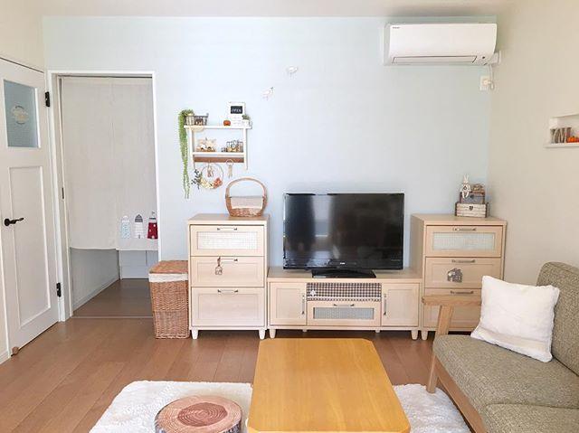 部屋を広く見せる家具7