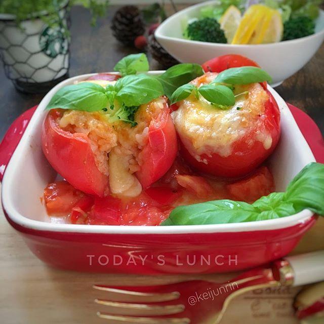 丸ごとトマトライス