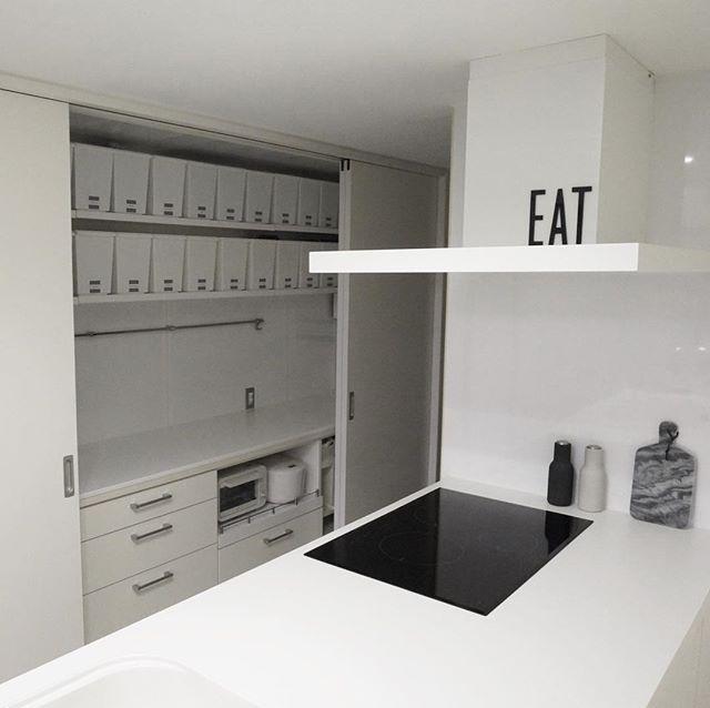 キッチン背面インテリア6