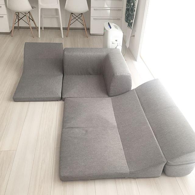 部屋を広く見せる家具3