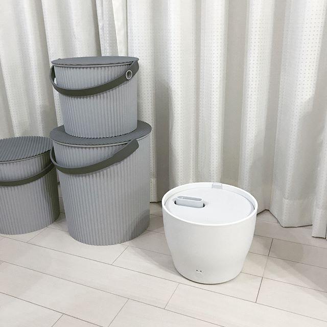 乾燥予防におしゃれな人気加湿器を使用