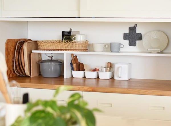 キッチン背面インテリア