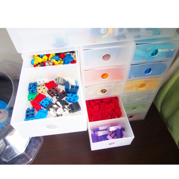 レゴをスッキリ収納!2