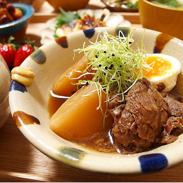 豆腐ハンバーグの付け合わせ《お肉のおかず》5