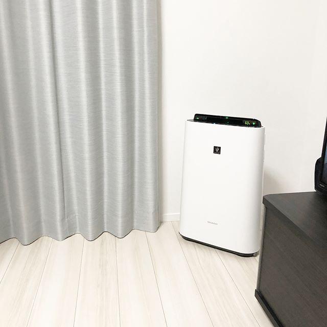 乾燥予防と空気清浄が一緒にできる優秀グッズ