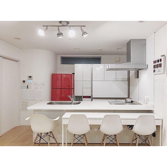 ミニマルなキッチンスペース2